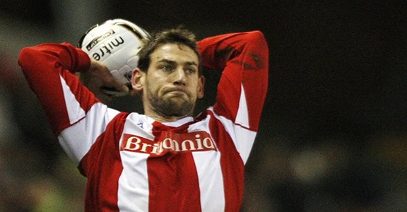 Rory Delap Story