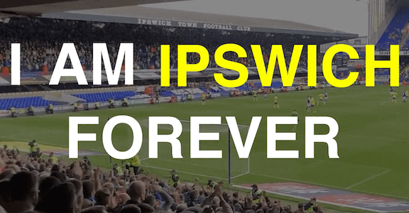 I Am Ipswich Forever