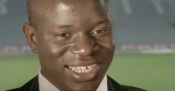 N'Golo Kante 'The Rat'