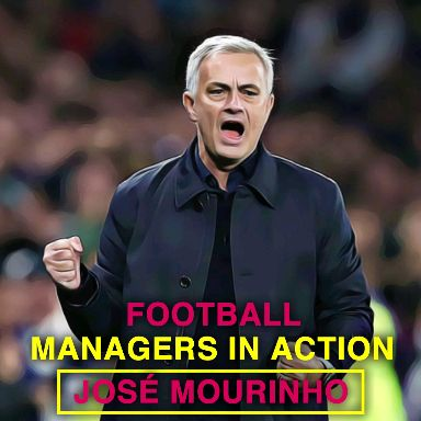 José Mourinho in Action!!